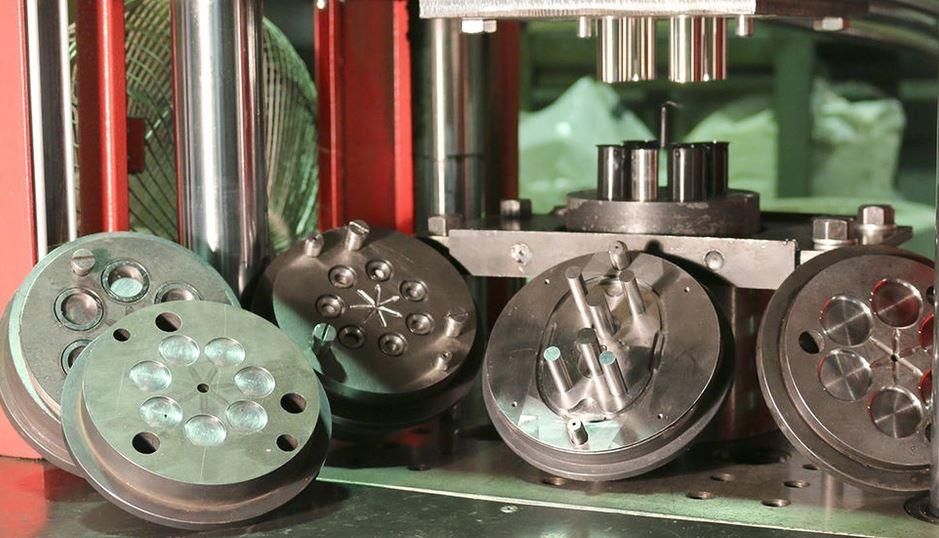 Бизнес по штамповке металла